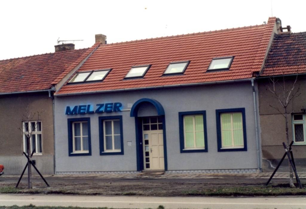 Založení Melzer, spol. s r. o.