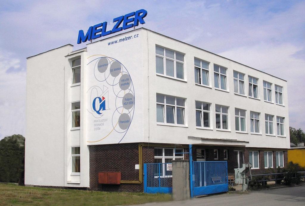 Nové sídlo centrály v Prostějově